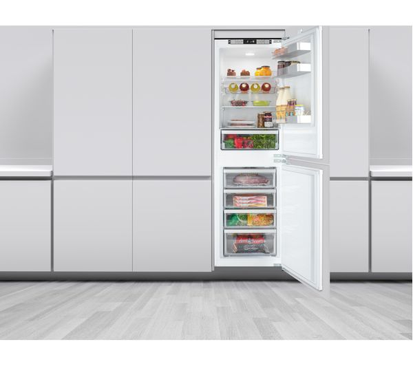 Grundig Gkfi5050 Integrated 50 Fridge Freezer