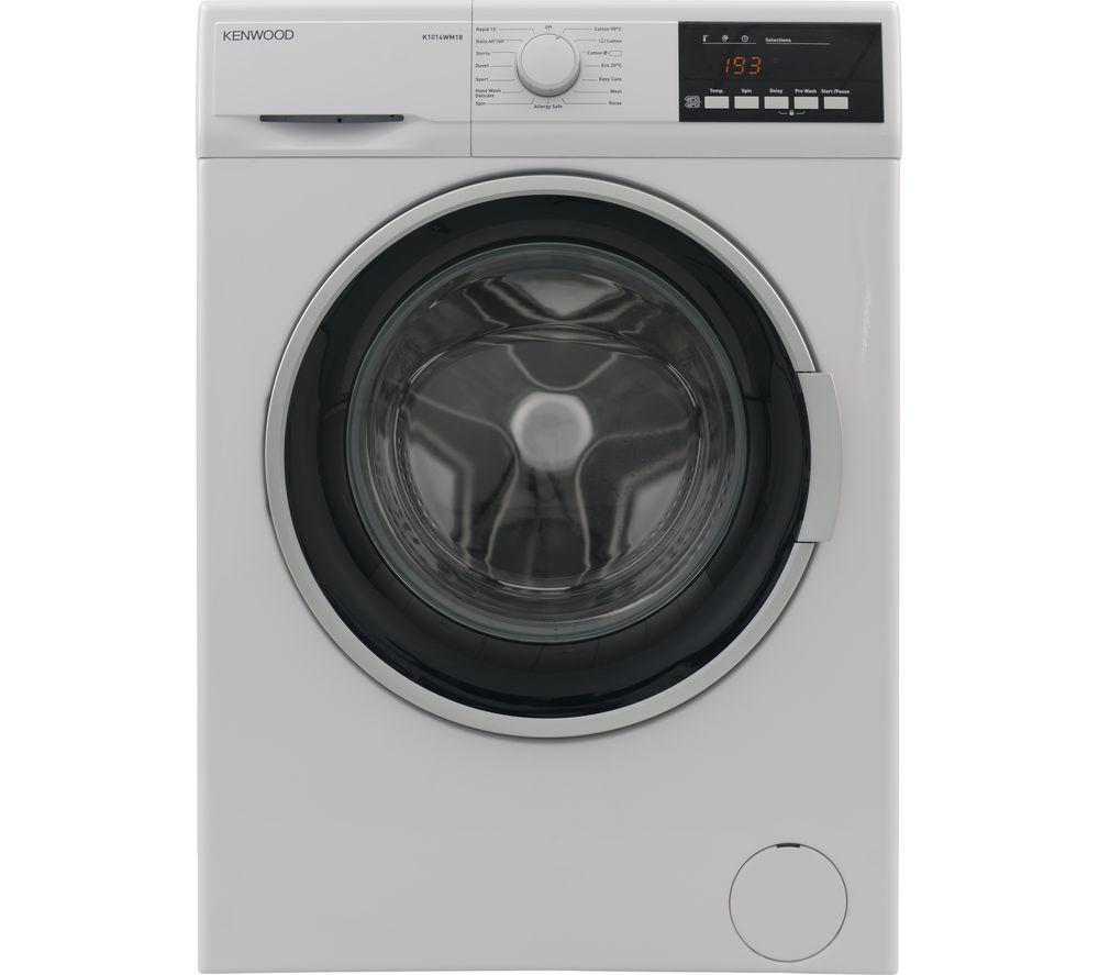 KENWOOD K1014WM18 10 kg 1400 Spin Washing Machine - White