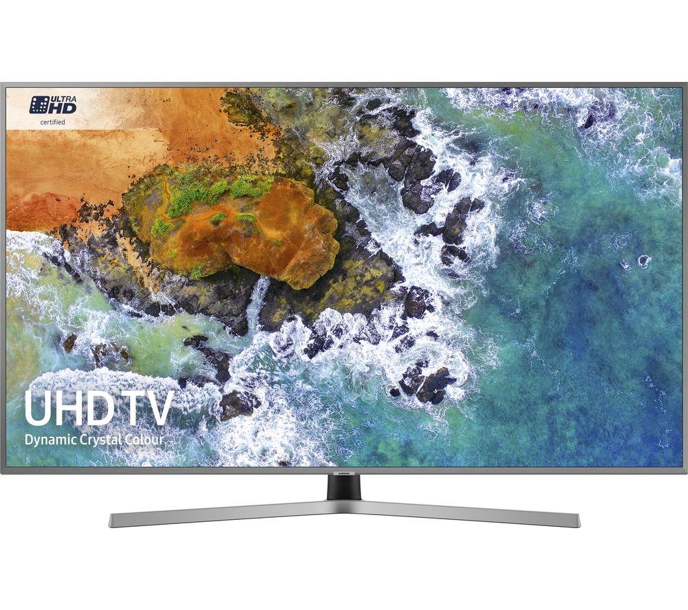 """SAMSUNG UE65NU7470 65"""" Smart 4K Ultra HD HDR LED TV"""