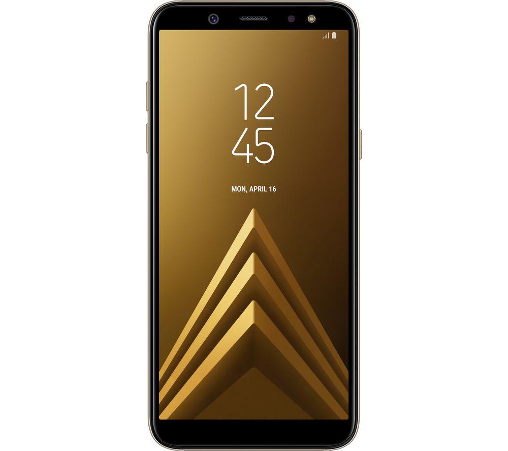 SAMSUNG Galaxy A6 - 32 GB, Gold