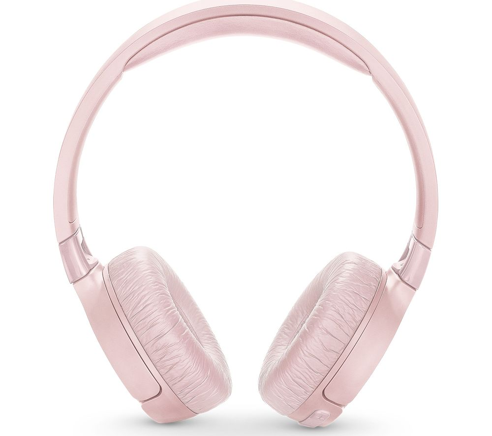 900ea4e9b5c Buy JBL Tune 600BTNC Wireless Bluetooth Noise-Cancelling Headphones - Pink  | Free Delivery | Currys