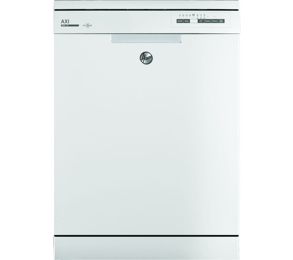 HOOVER HDPN1L390OW Full-size NFC Dishwasher - White