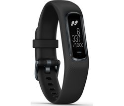 GARMIN vivosmart 4 - Black, Small / Medium
