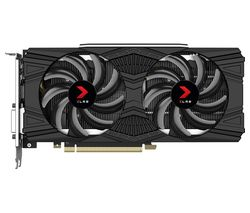 PNY GeForce RTX 2070 8 GB XLR8 Gaming Overclocked Edition Graphics Card