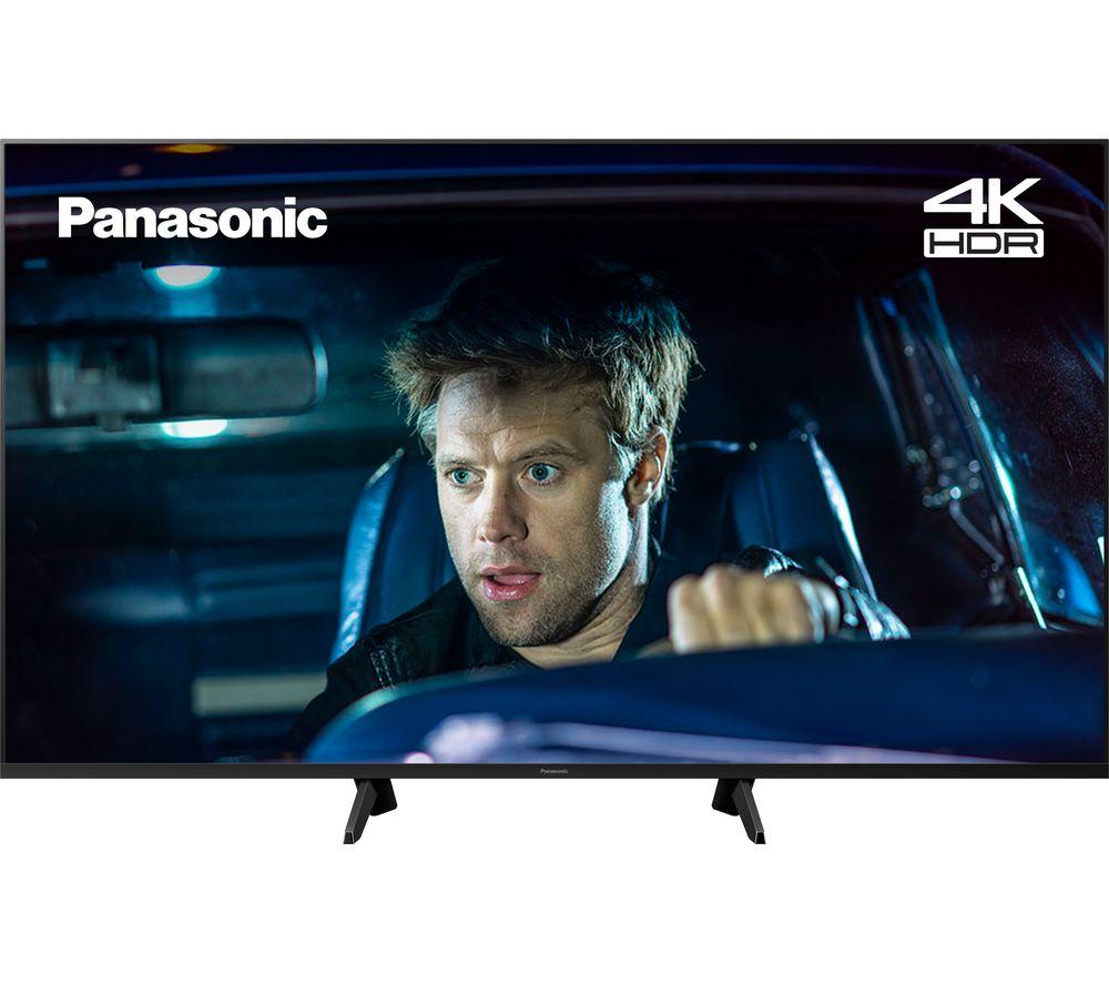 """Image of 65"""" PANASONIC TX-65GX700B Smart 4K Ultra HD LED TV"""