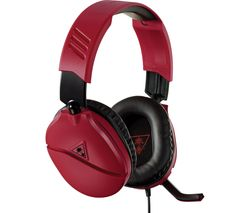 TURTLE BEACH Recon 70N 2.0 Gaming Headset - Red