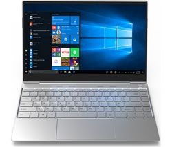 "GEO Book3Si 13.3"" Laptop - Intel® Core™ i3, 128 GB SSD, Silver"