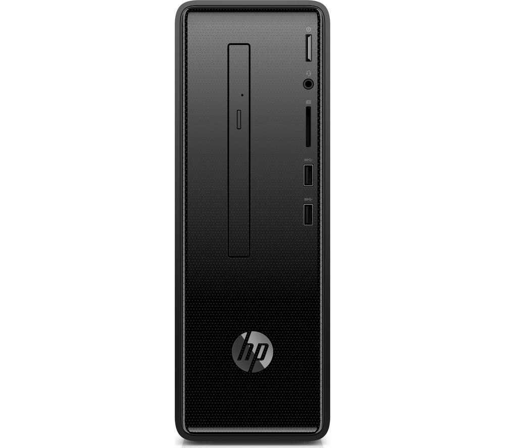 HP 290-a0008na AMD A9 Desktop PC - 1 TB HDD, Black