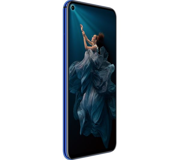 Image of HONOR 20 - 128 GB, Sapphire Blue