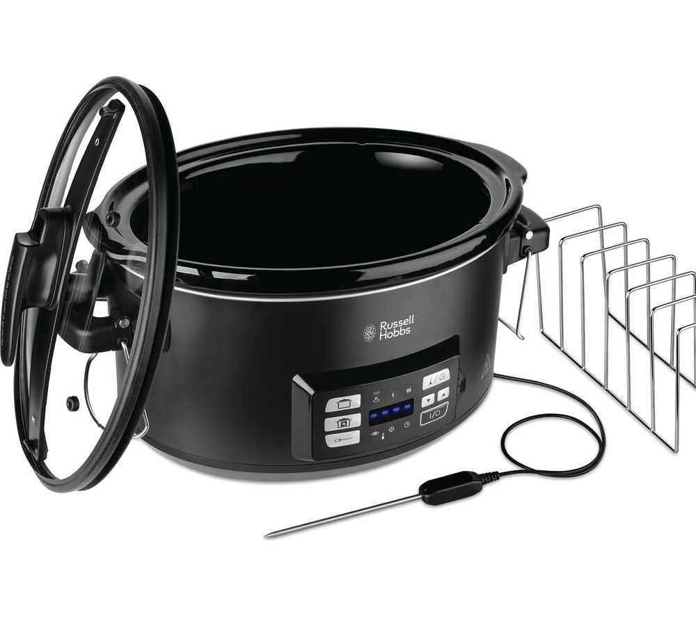 Sous Vide Slow Cooker - Black