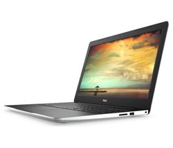 "DELL Inspiron 15 3000 15.6"" Intel® Pentium® Gold Laptop - 128 GB SSD, Silver"