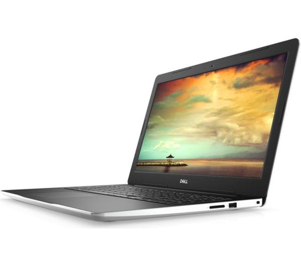 "DELL Inspiron 15 3000 15.6"" Laptop - Intel® Pentium® Gold, 128 GB SSD, Silver"