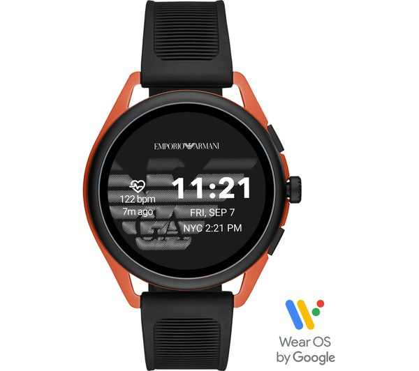 Image of EMPORIO ARMANI ART5025 Smartwatch - Red, Universal