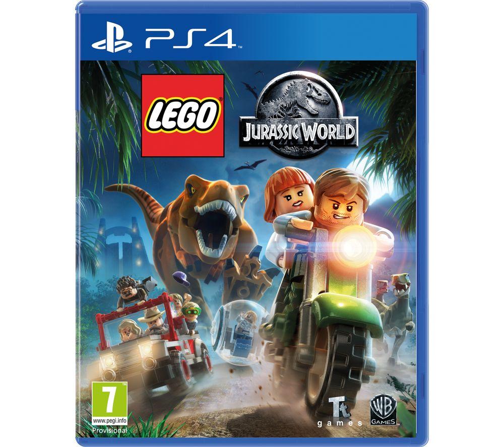 PLAYSTATION LEGO Jurassic World
