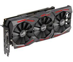 GeForce RTX 2060 Super 8 GB ROG Strix EVO Graphics Card