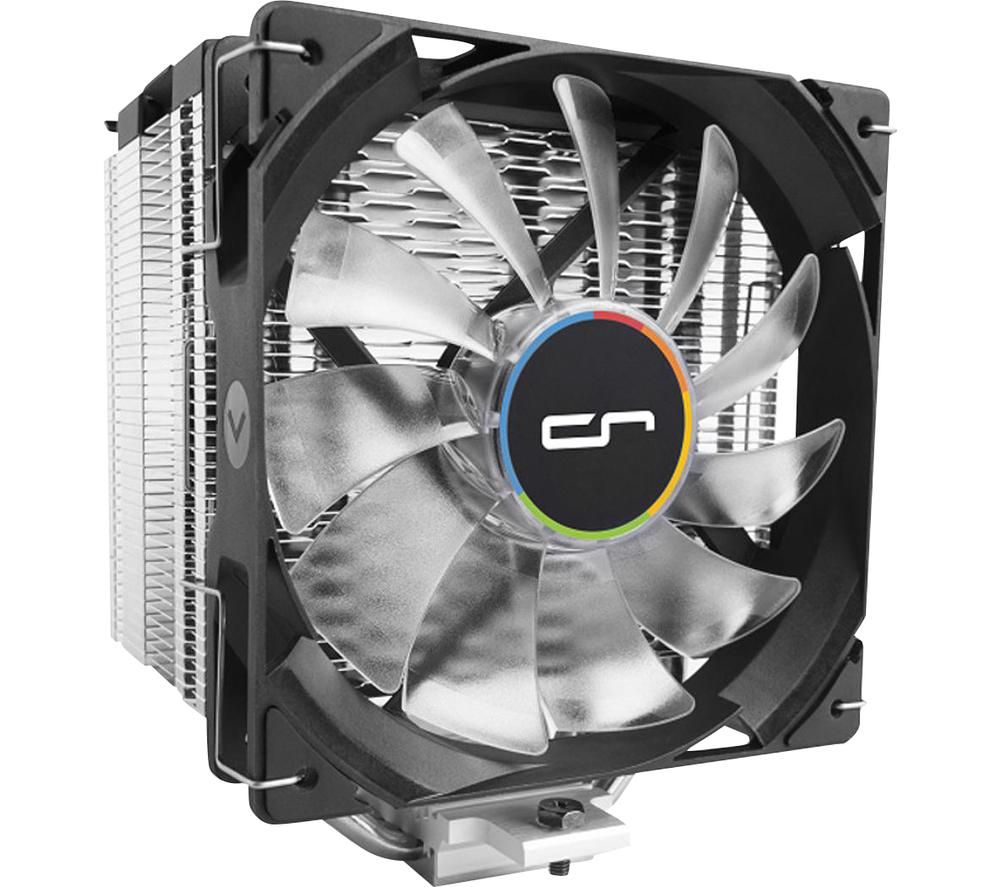 Image of H7 Quad Lumi RGB Single Tower Heatsink