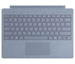 Surface Pro Typecover - Alcantara Ice Blue