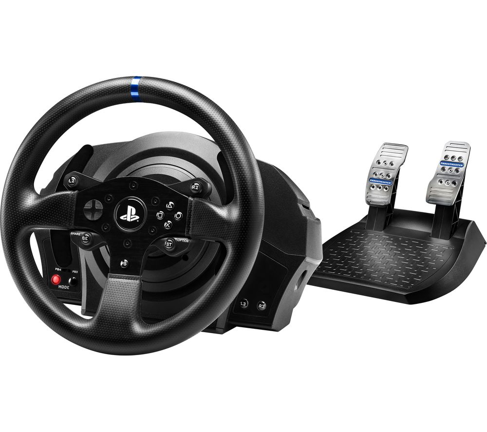 THRUSTMASTER T300RS Racing Wheel & Pedals