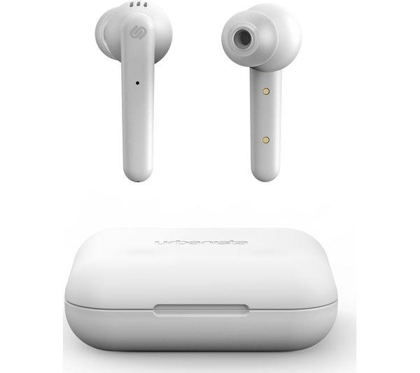 Image of URBANISTA Paris Wireless Bluetooth Earphones - Fluffy Cloud