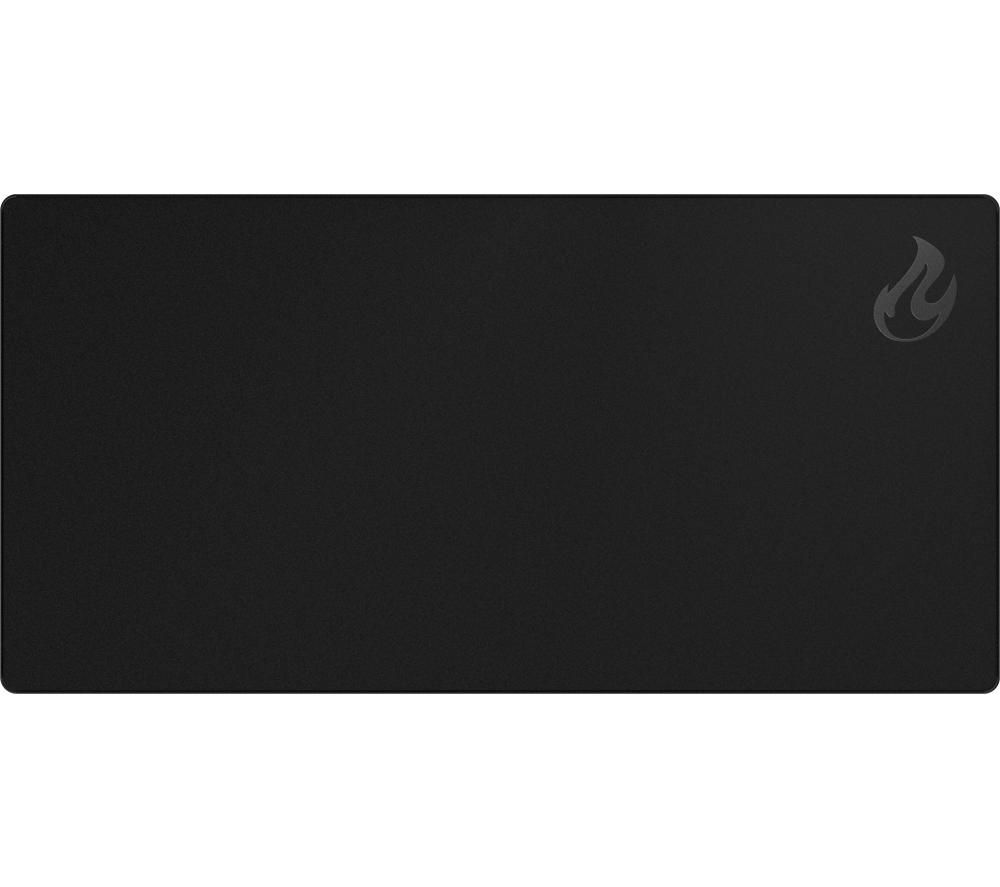 Image of Nitro Concepts Desk Mat 1200 x 600mm - Black