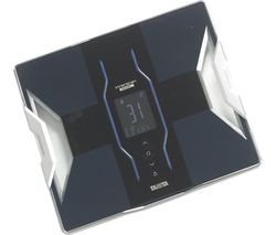 InnerScan Dual RD-953 Electronic Bathroom Scales - Black