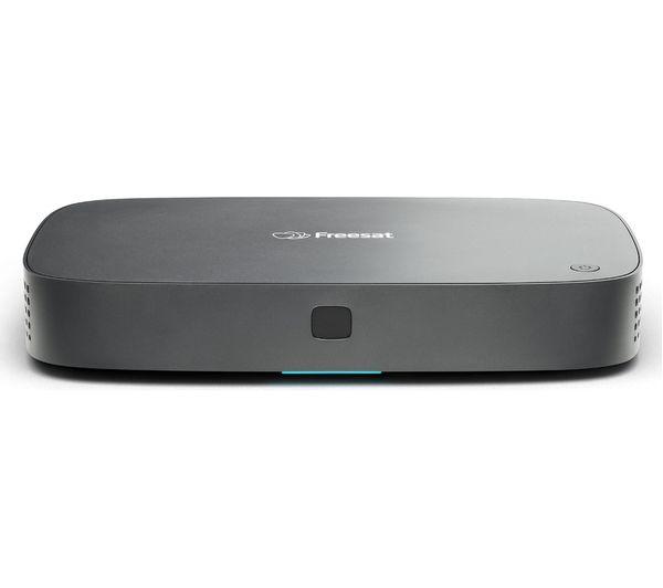 Image of FREESAT UHD-4X Smart 4K Ultra HD Digital TV Recorder - 2 TB