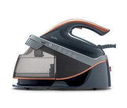 BREVILLE PressXpress VIN411 Steam Generator Iron - Grey & Rose Gold Best Price, Cheapest Prices