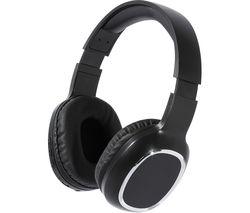 AVS1404 Wireless Bluetooth Headphones - Black