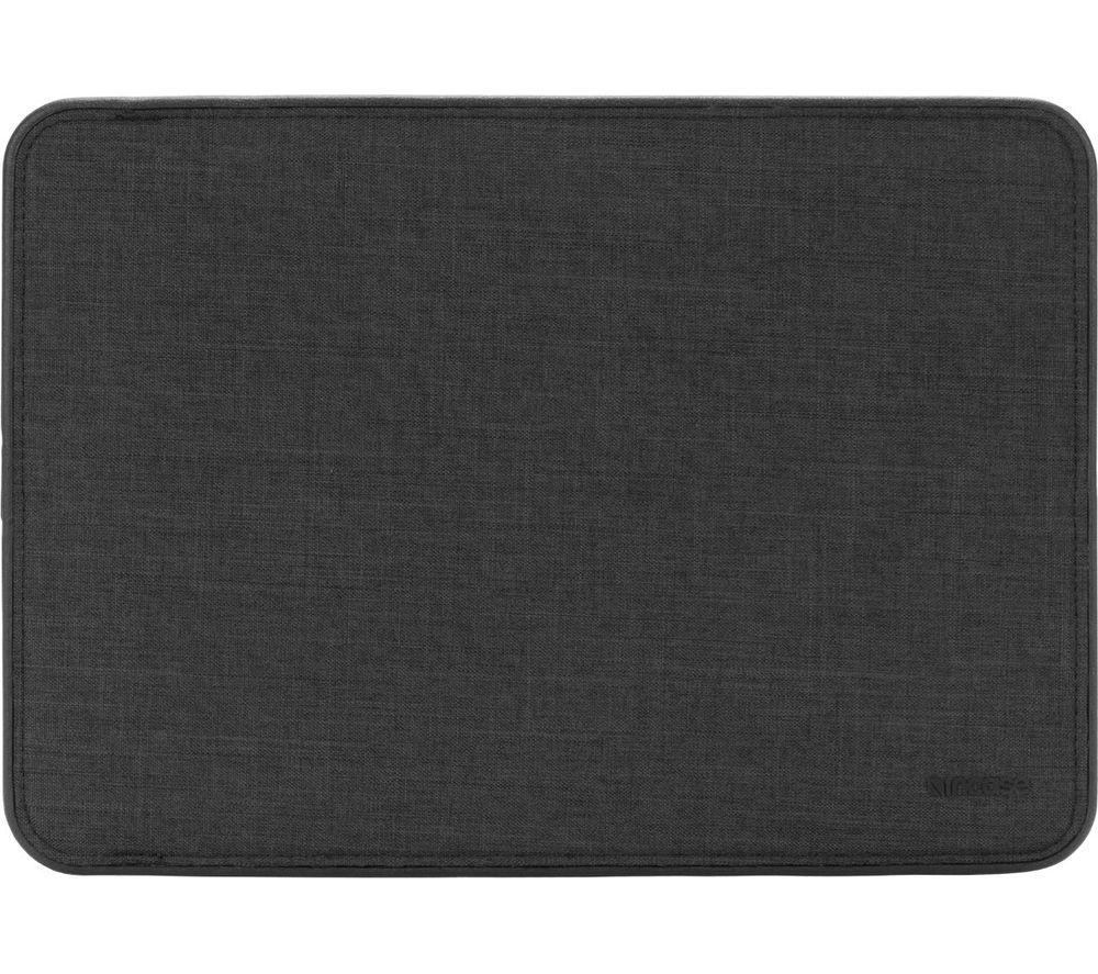 """INCIPIO Incase ICON INMB100366-GFT 13"""" MacBook Pro & MacBook Air Sleeve - Black"""