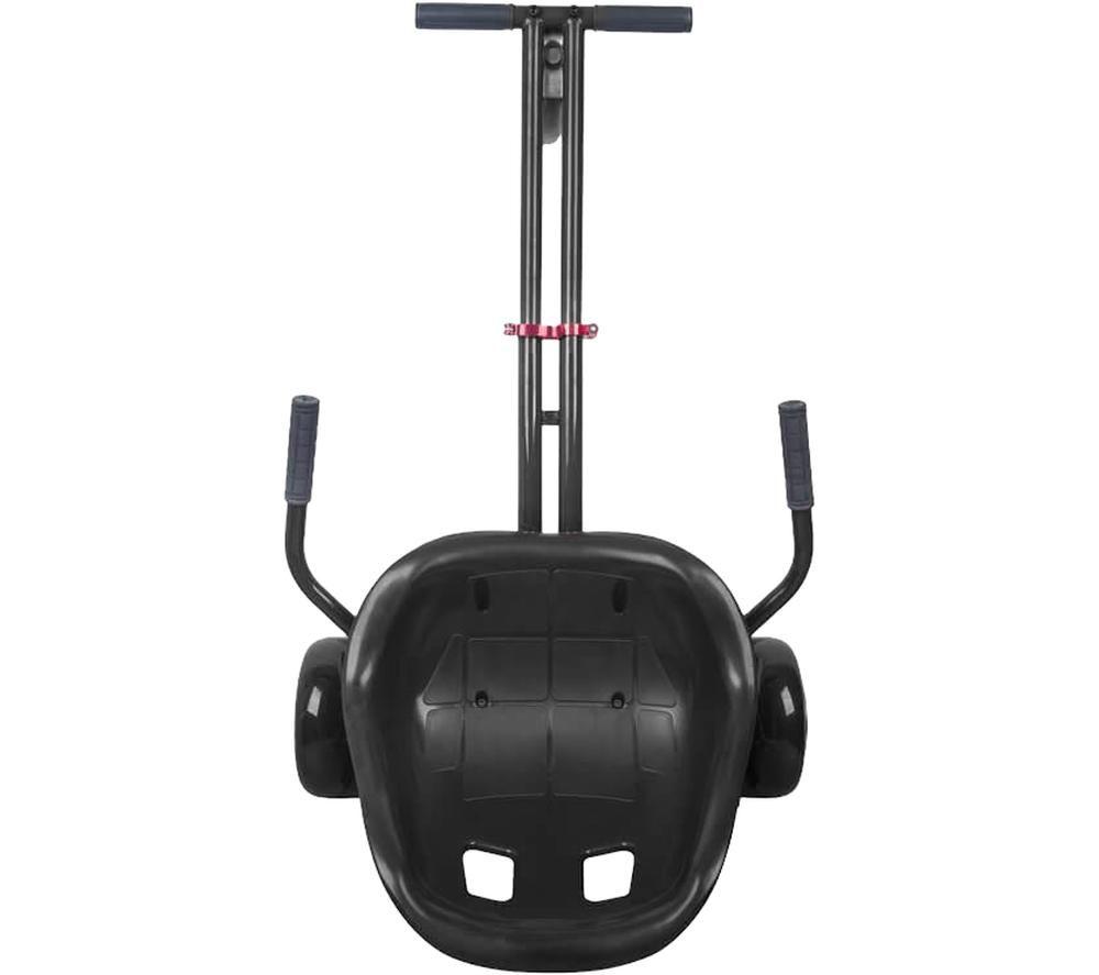 ICONBIT Kato 4ALL Universal Smart Scooter Cart Attachment - Black