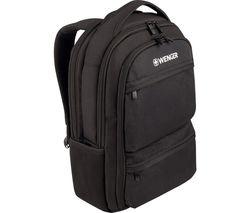 """Fuse 15.6"""" Laptop Backpack - Black"""
