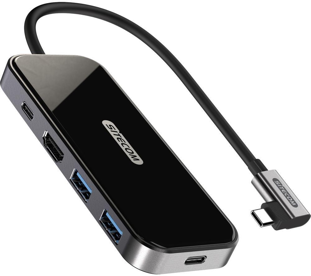 SITECOM CN 408 USB Type-C Multiport Adapter