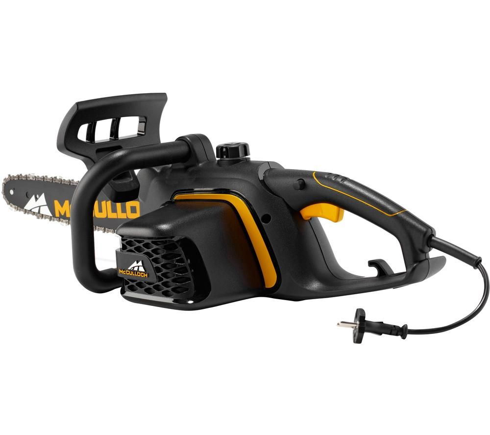 MCCULLOCH CSE2040S Electric Chainsaw - Black