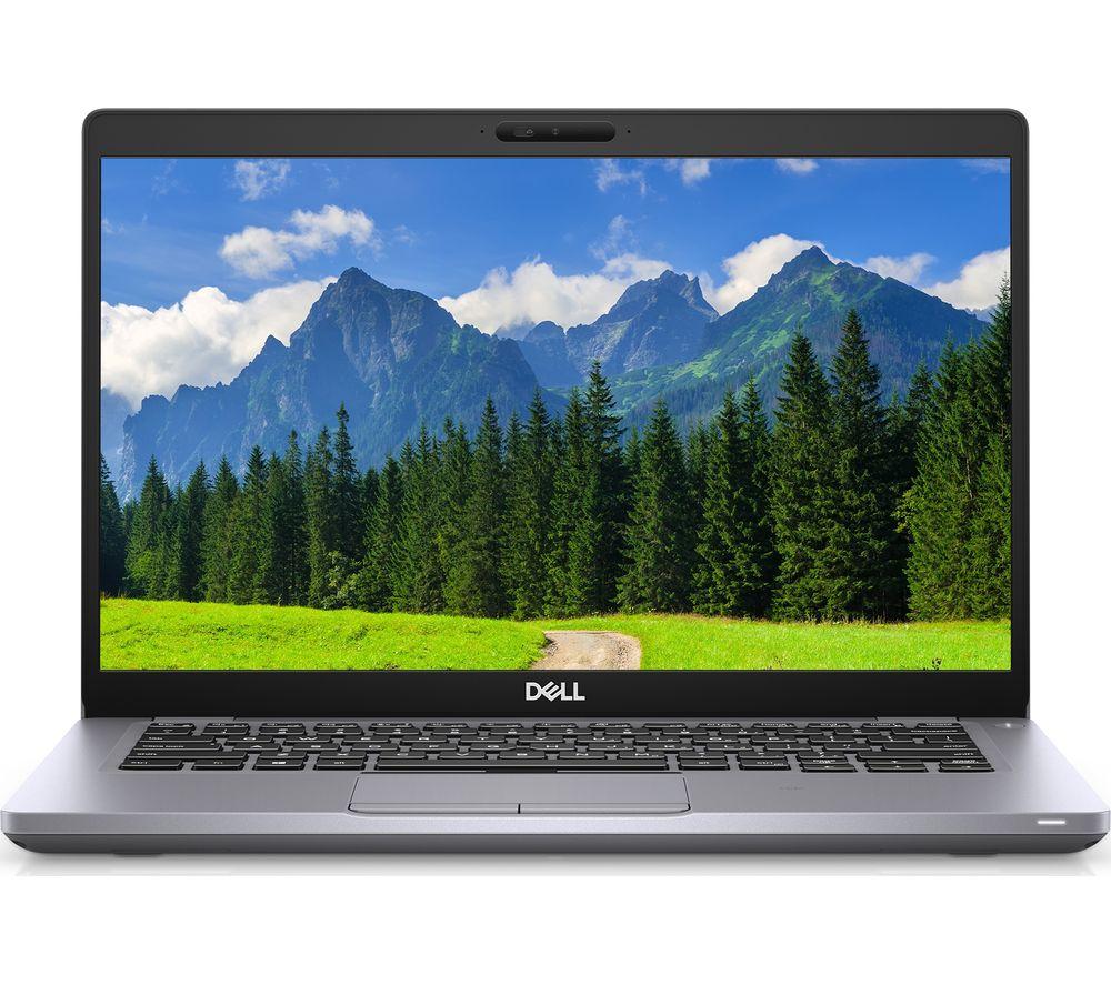 "Image of DELL Latitude 5410 14"" Laptop - Intel®Core™ i5, 256 GB SSD, Black, Black"