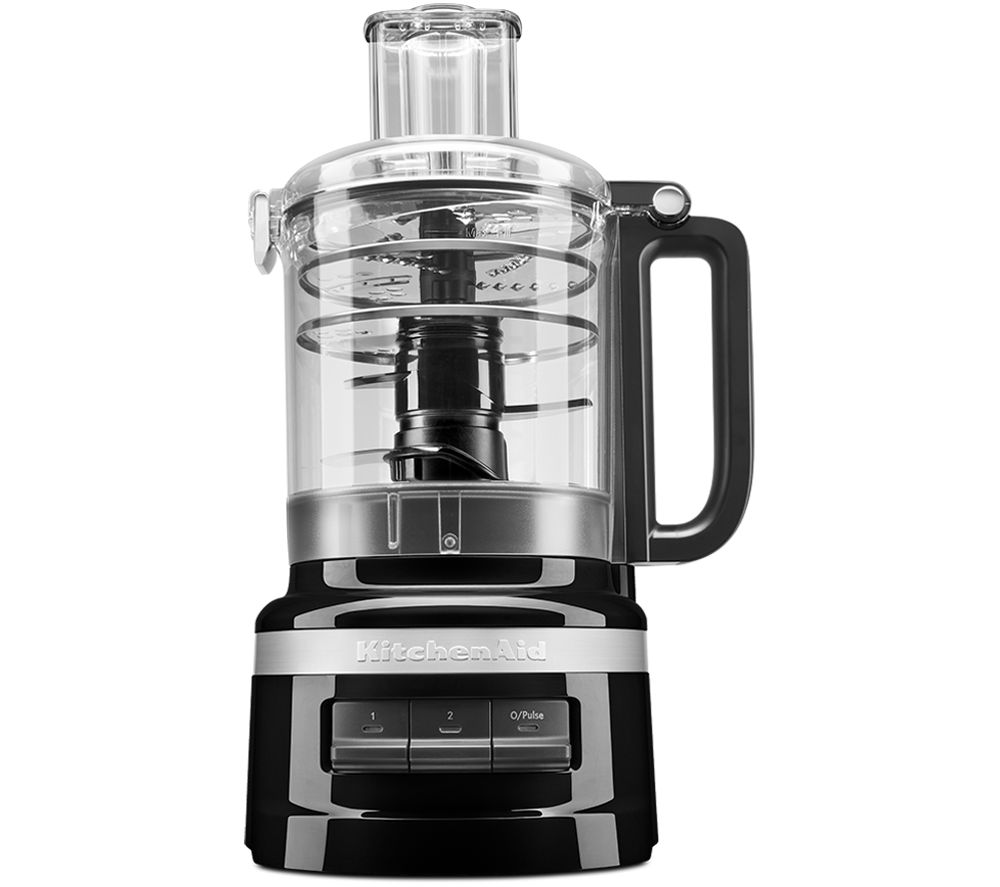 KITCHENAID 5KFP0919BOB Food Processor - Onyx Black, Black