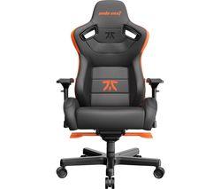 Fnatic Edition Gaming Chair - Black & Orange