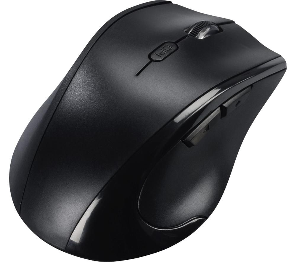 Image of HAMA Riano Left-handed Wireless Optical Mouse