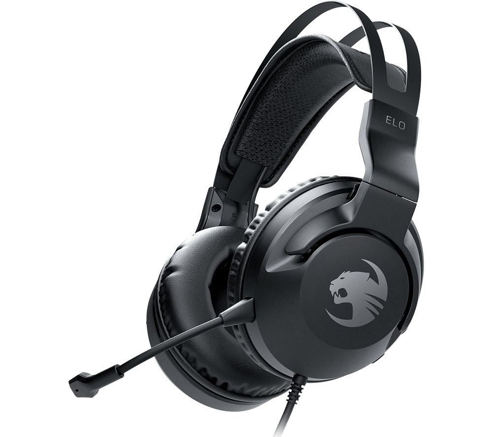 ROCCAT Elo X Stereo Gaming Headset - Black