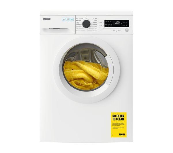 ZANUSSI ZWF745B4PW 7 kg 1400 Spin Washing Machine - White