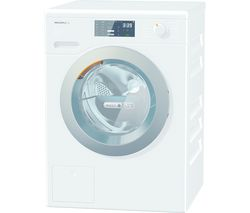 WT1F WTD160 WCS WiFi-enabled 8 kg Washer Dryer - White