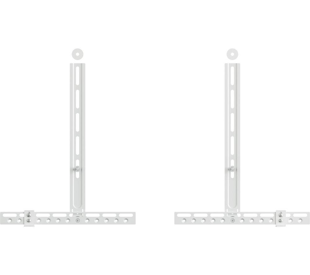 AVF YAK90W Sound Bar Bracket - White