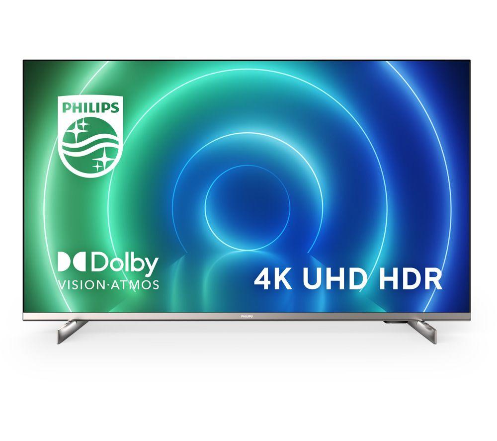 55 PHILIPS 55PUS7556/12  4K Ultra HD HDR LED TV