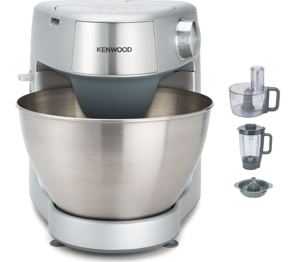 KENWOOD Prospero+ KHC29.H0SI 4-in-1 Stand Mixer - Silver