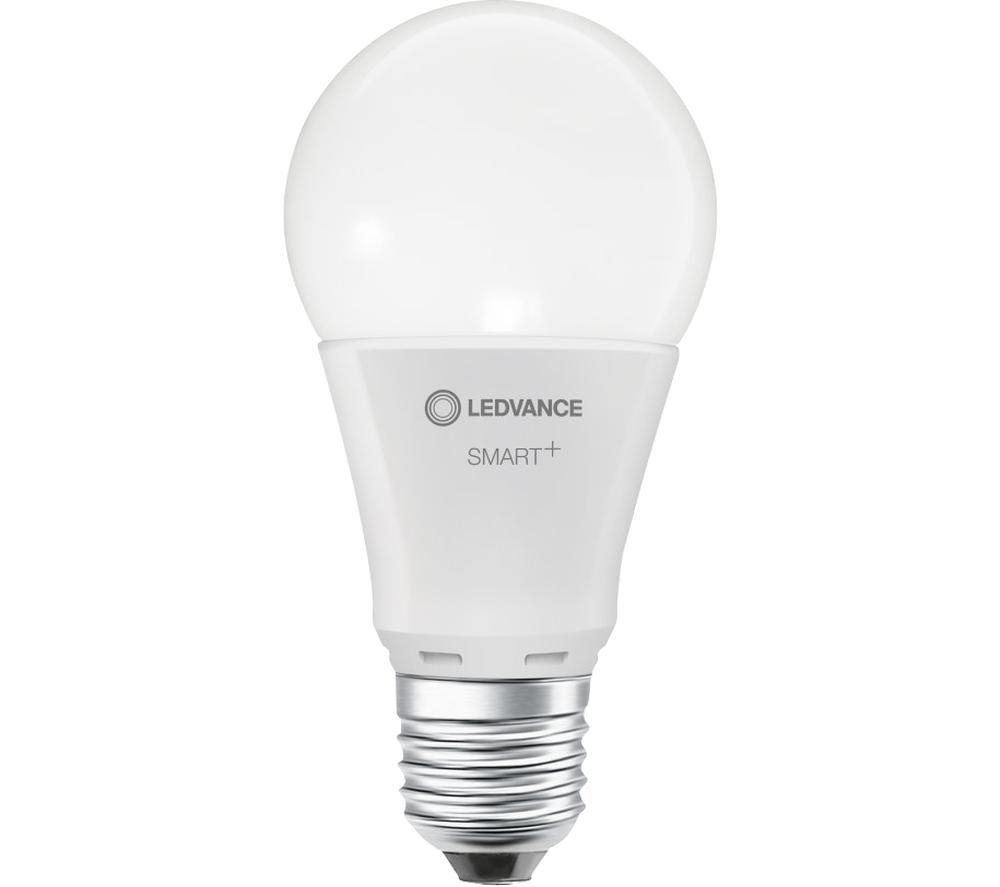 LEDVANCE SMART Classic Tunable White Smart Light Bulb - E27, Pack of 3, White