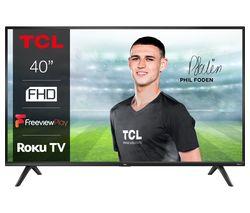 "40RS520K Roku 40"" Smart Full HD HDR LED TV"
