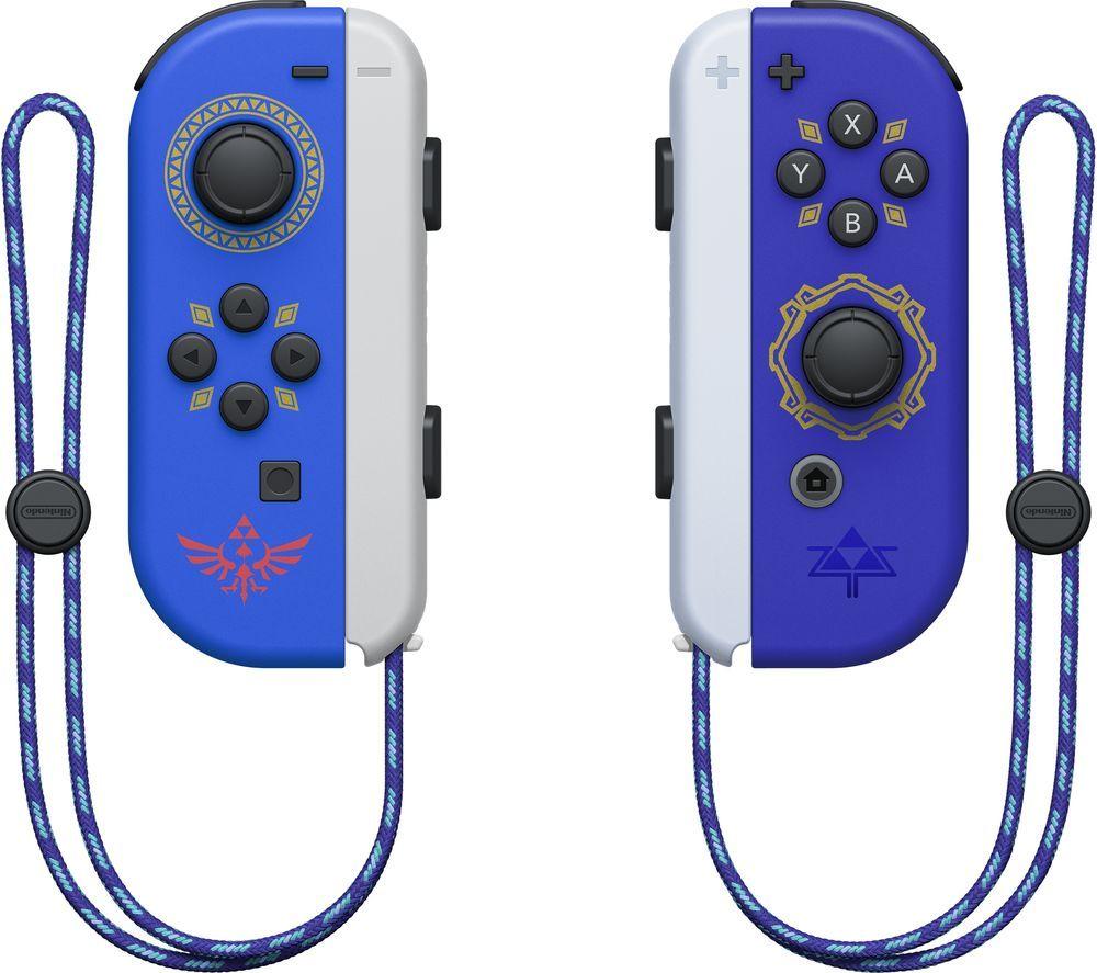 NINTENDO Switch Joy-Con Wireless Controllers - The Legend of Zelda: Skyward Sword Edition