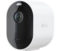 Pro 4 Quad HD WiFi Security Camera - White