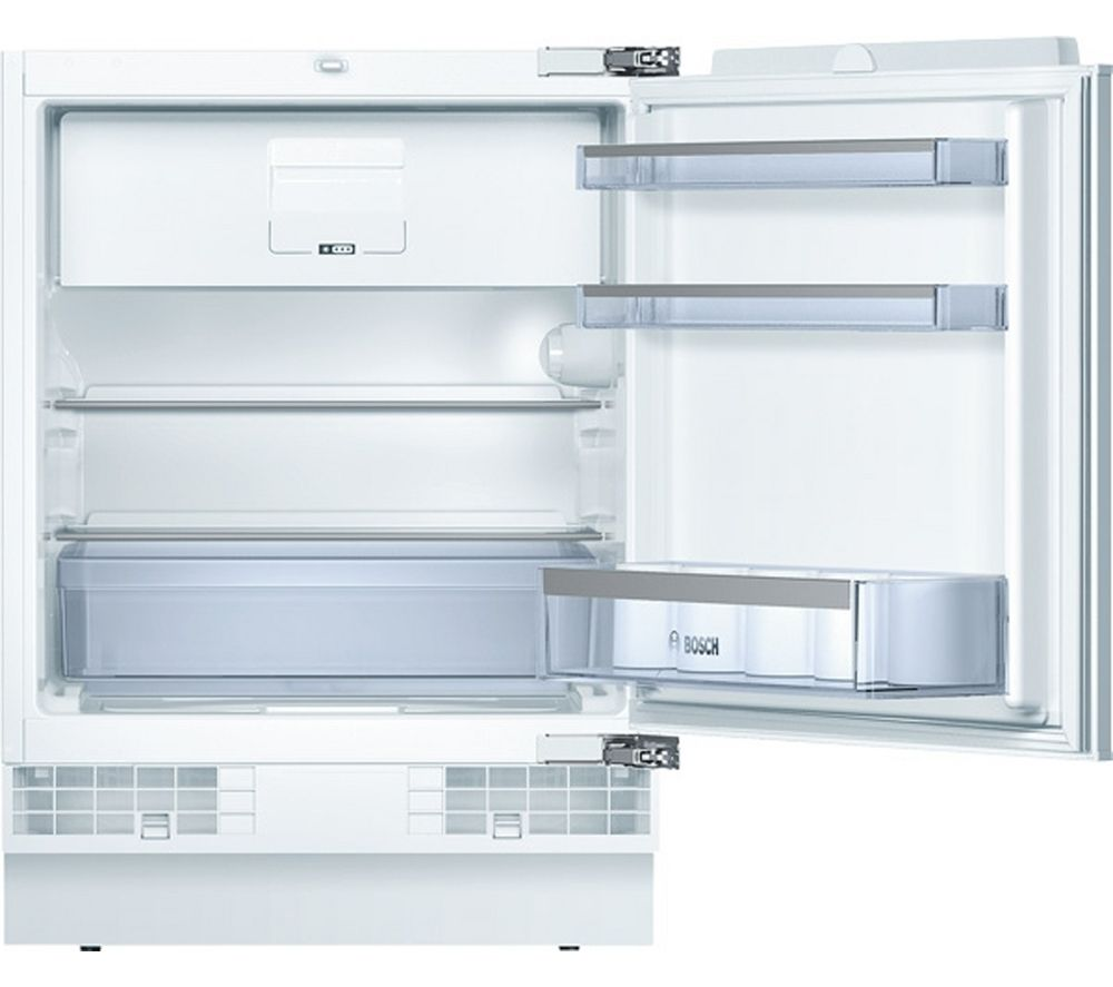 BOSCH Serie 6 Classixx KUL15A60GB Integrated Undercounter Fridge