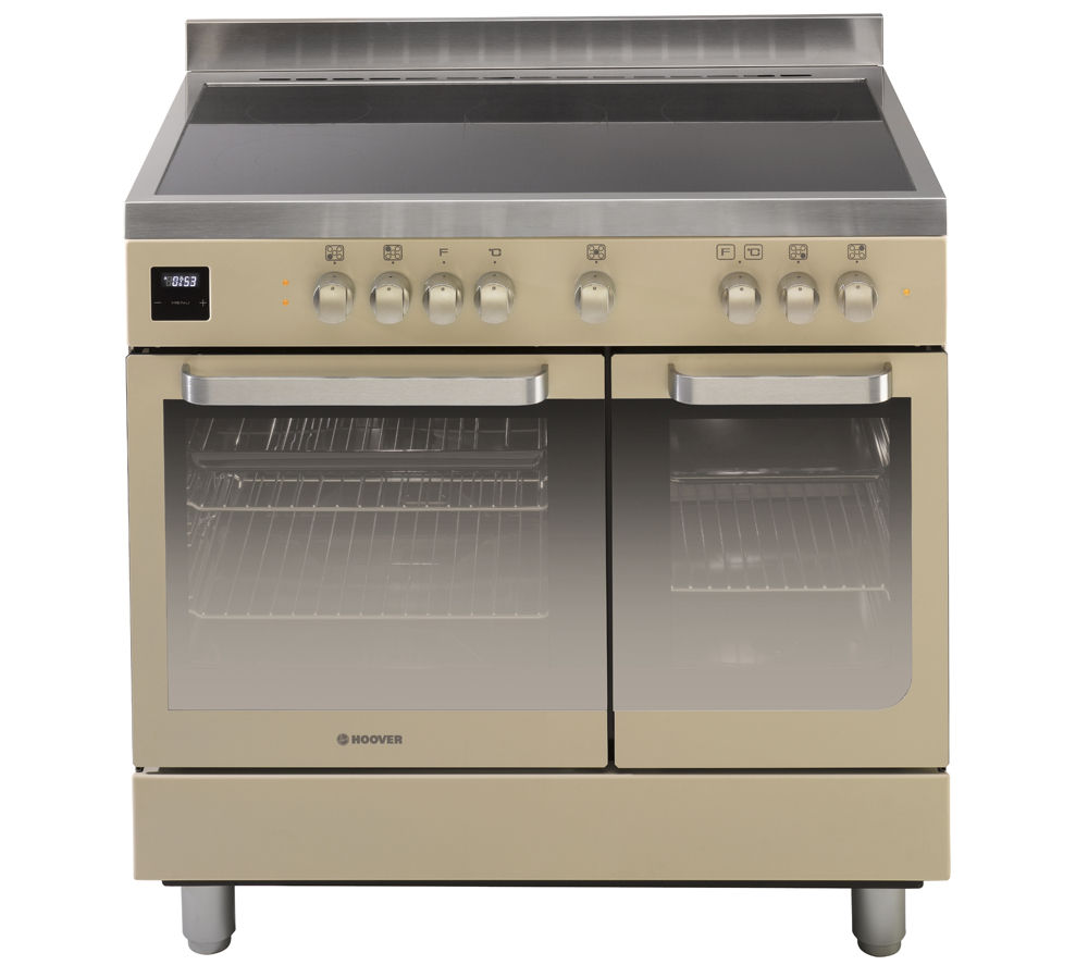 Conventional Oven: Buy HOOVER HVD9395IV Electric Range Cooker