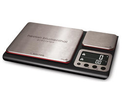 Heston Blumenthal Dual Platform Precision Digital Kitchen Scales